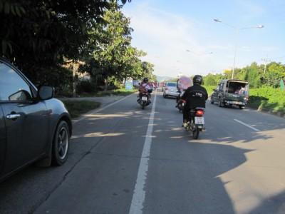 タイの交通1