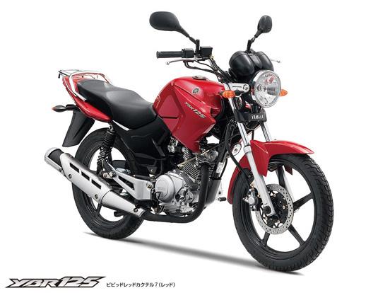 ybr125 red