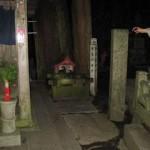 恵光院ナイトツアー(夜の奥の院)