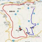 高野山への道
