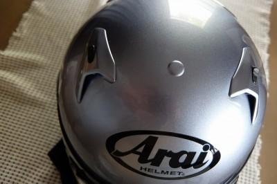 arai ヘルメット ベンチレーション