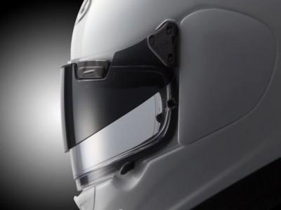 アライのプロシェードシステム|バイザー付ヘルメット
