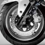 sygnus x sr125-brake