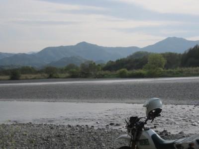 ジェベル河走行5