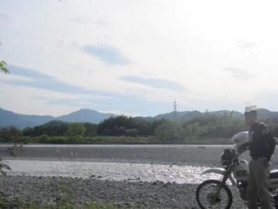 ジェベル河走行7