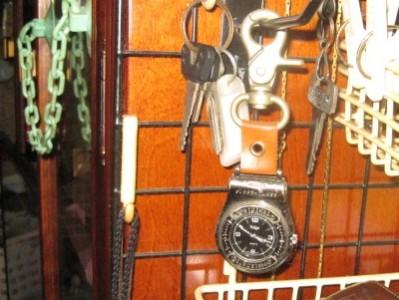 キーホルダー時計2