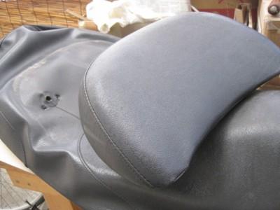 シートの皮