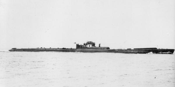 潜水艦 伊58
