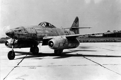 ドイツ ジェット戦闘機Me_262