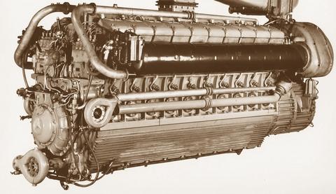 ダイムラーエンジン